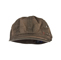 Front - 6557-Heavy Washed New Herringbone Newsboy Cap