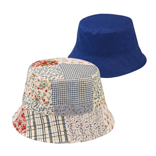 6574XY-TODDLER REVERSIBLE BUCKET HAT