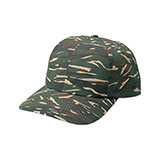 Youth Low Profile (Uns) Camo Twill Cap