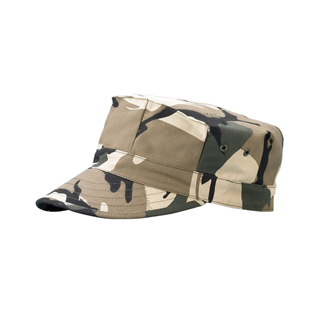 9015A-Camouflage Twill Army Cap