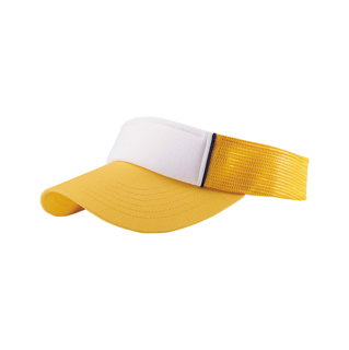 4041-Poly Foam Trucker Visor