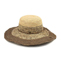 Side - 8225-Infinity Selections Fashion Raffia Crocheted Hat