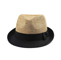 Front - 8950-Infinity Selections Raffia  Fedora Hat