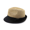 Side - 8950-Infinity Selections Raffia  Fedora Hat