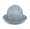 Back - 8951-Infinity Selections Fashion Fedora Hat