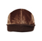 Back - 3511-4 Panel Velour Fashion Cap