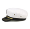 Side - 2143-Linen Captain Hat