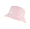 Side - 6586-Ladies' Embroidered Cotton Fashion Bucket Hat