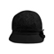 Front - 6595-Ladies' Jacquard Mesh Fashion Hat
