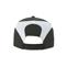 Back - 7203-Low Profile (Uns) Casual Cap