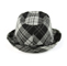 Back - 8918-Wool Fedora Hat