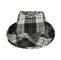 Front - 8918-Wool Fedora Hat