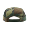 Back - 9022-Camouflage Twill & Mesh Washed Cap