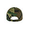 Back - 9031-Enzyme Washed Camouflage Cap
