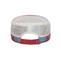 Back - 9039-Fashion Plaid Army Cap