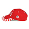 Side - 6917Y-Youth Low Profile (Str)  USA Flag Heavy Brushed Twil Cap