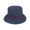 Back - 7815B-Water Repellent Brushed Microfiber Golf Bucket Hat