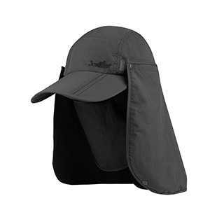 J7236-Juniper Taslon UV Folding Bill Cap