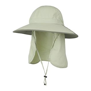J7244-Juniper Taslon UV Folding Large Brim Hat