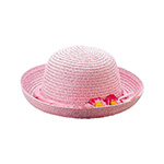 Girls' Twisted Toyo Hat