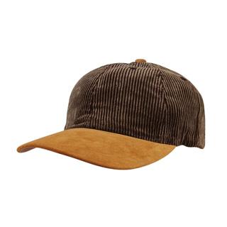 7608-Low Profile (Uns) Washed Corduroy Cotton Cap