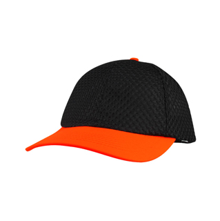 7618-Low Profile Breathable Mesh Cap