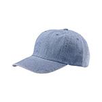 Low Profile (Uns) Denim Washed Cap