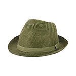 Toyo Braid Fedora Hat