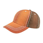 Low Profile (Unstructured) Cotton Twill Washed Cap