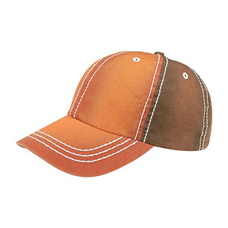 6873-Low Profile (Unstructured) Cotton Twill Washed Cap