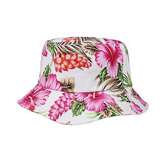 Wholesale Floral Bucket Hat - Floral usa Print Bucket Hats - Bucket ... 6c860ef4524