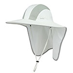 Taslon UV Large Bill Cap