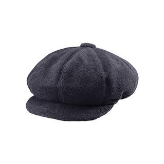 3020-Fleece Winter Newsboy Cap