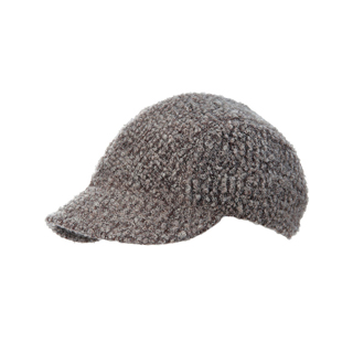 3503-Wool Fashion Fitted Cap