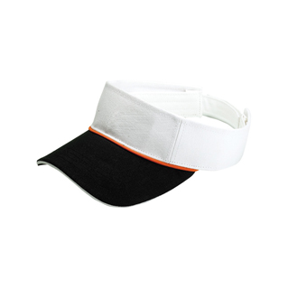 4050-Pro Style Cotton Twill Visor