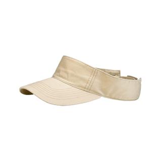 4056-Cotton Twill Washed Soft Visor