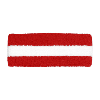1252-Cotton Terry Cloth Head Band