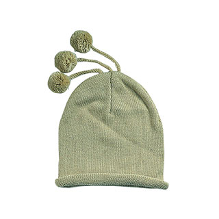 5025B-Youth Knitted Beanie