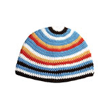 Youth Crocheted Kufi Beanie