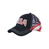USA Cotton Twill Mesh Cap
