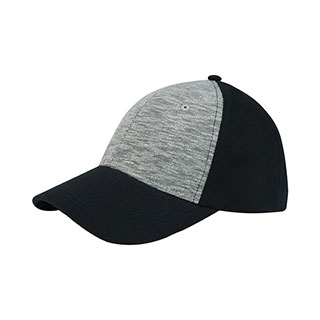 6810A-Deluxe Brushed Cotton Twill Snapback Cap