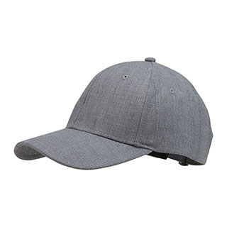 6904-Heather Suiting Cap