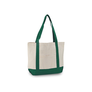 1504B-Cotton Canvas Tote Bag