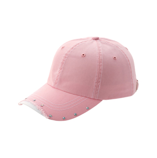 6544-Low Profile (Uns) Twill Washed Cap