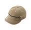 Main - 6545-Army Style Fashion Cap W/Frayed Bill