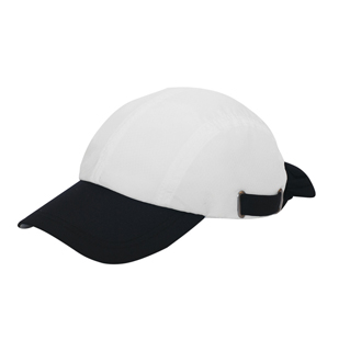 6554-Ladies' Cap W/ Moisture Absorbing Sweatband