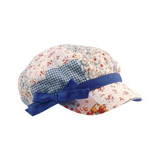 6572XY-Girl's Newsboy Cap