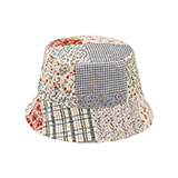 Girls' Reversible Bucket Hat