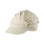 UV Cotton Pleated Hat