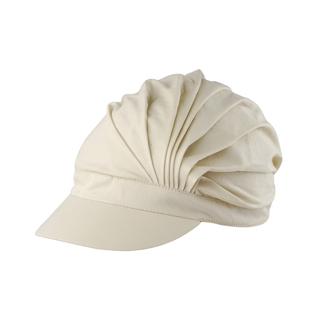 6601-UV Cotton Pleated Hat